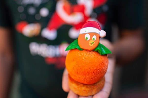 An Orange Bird Christmas