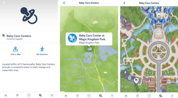 Baby Care Center Disney World