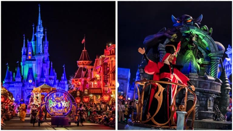 Halloween Disney 2019 Date.2019 Mickey S Not So Scary Halloween Party Map Best Dates