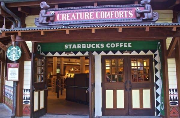 Creature Comforts Starbucks