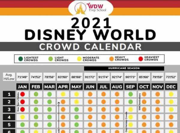 Crowd Calendar example