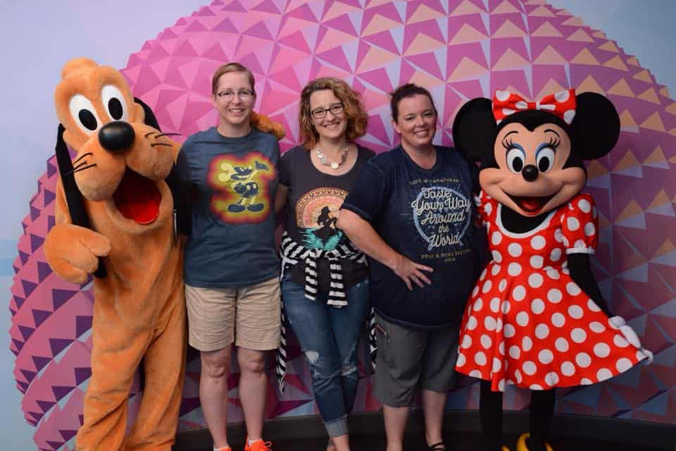 Where are the disney visa character experiences located wdw prep disney visa character epcot the meet and greet m4hsunfo