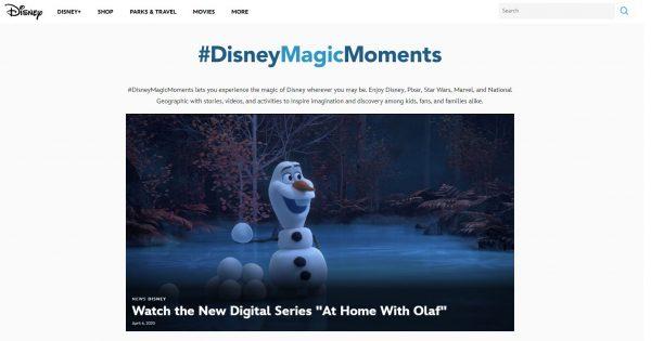 DisneyMagicMoments