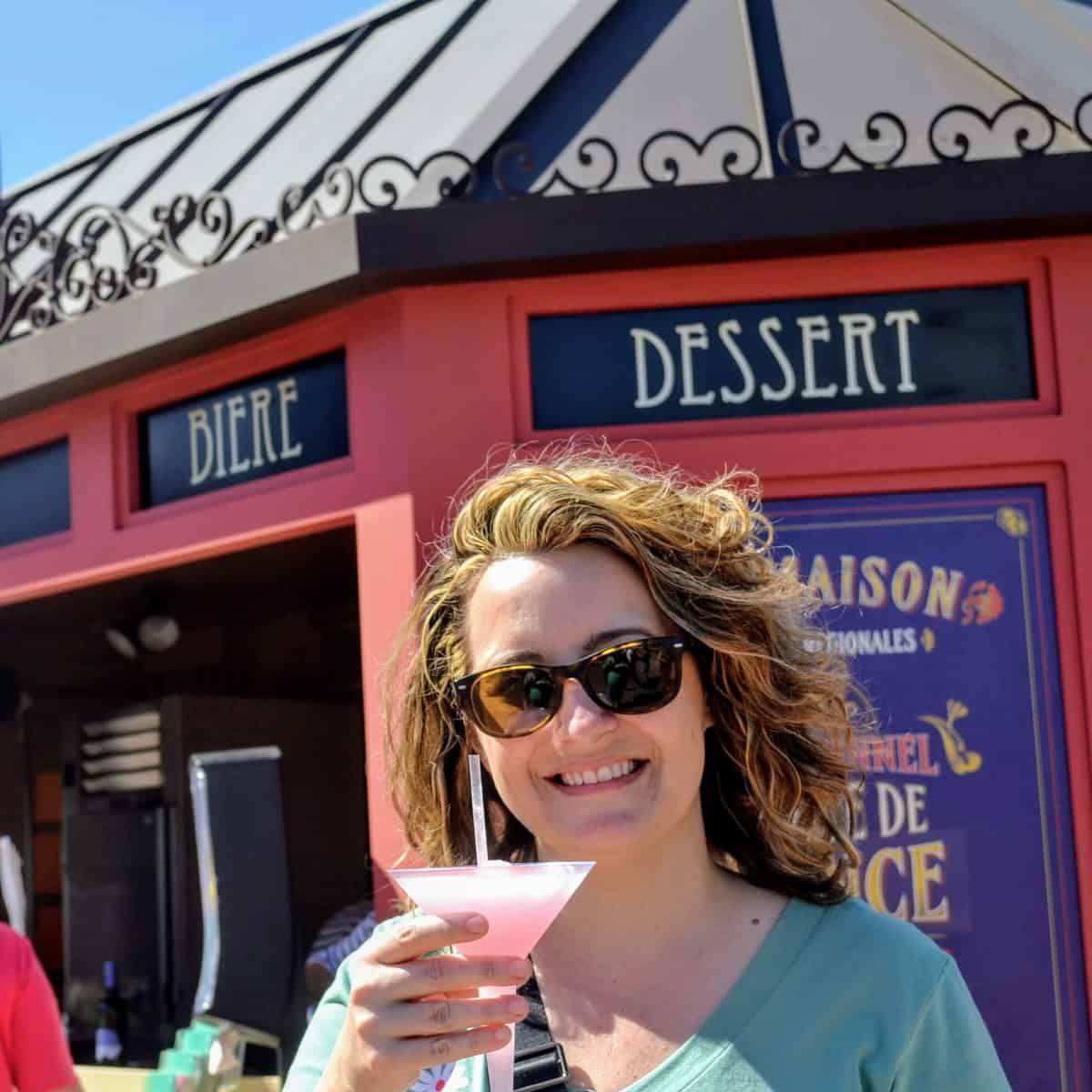 Drinking at Disney World