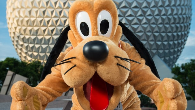 Pluto (character meet) – Temporarily Unavailable