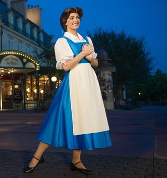 Epcot character meet belle beast 00 e1448832433971 - Guide to all Epcot rides and attractions