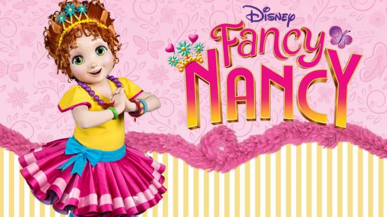 Fancy Nancy (character meet)