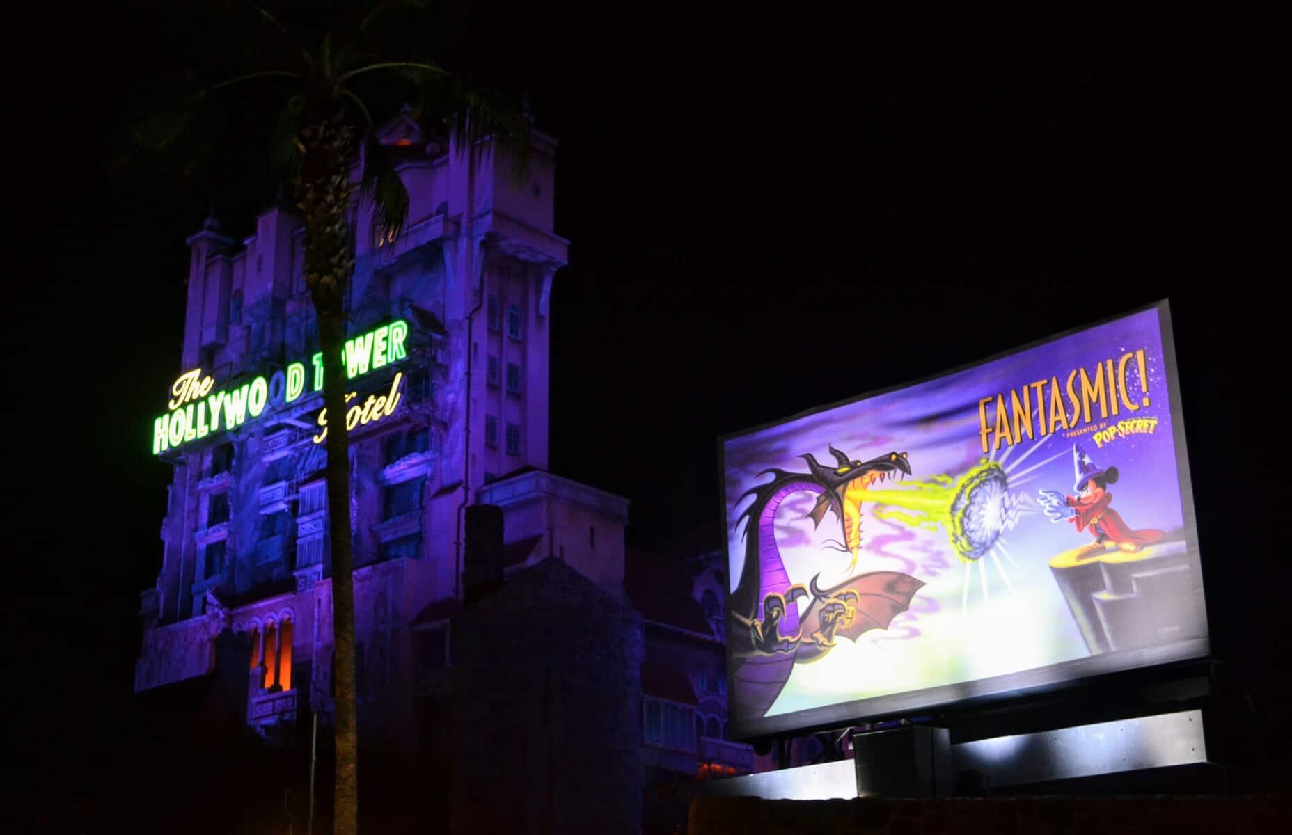 Fantasmic at Disney's Hollywood Studios