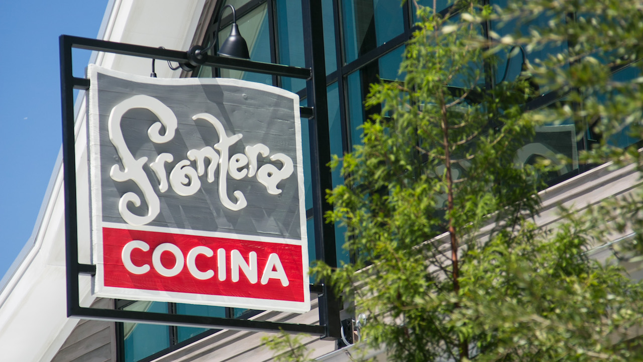 Disney Springs Dining - Frontera Cocina (lunch)