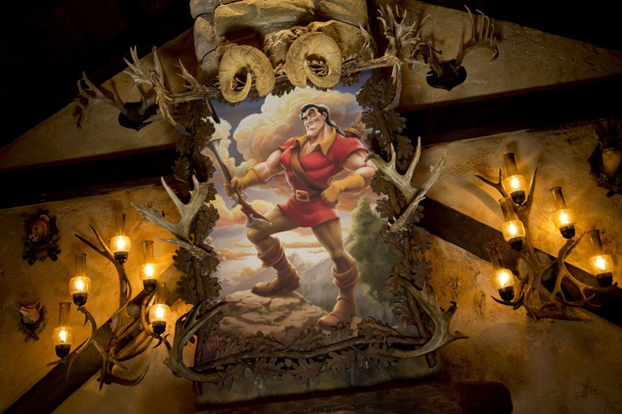 Where To Find Beauty And The Beast At Disney World Wdw Prep School