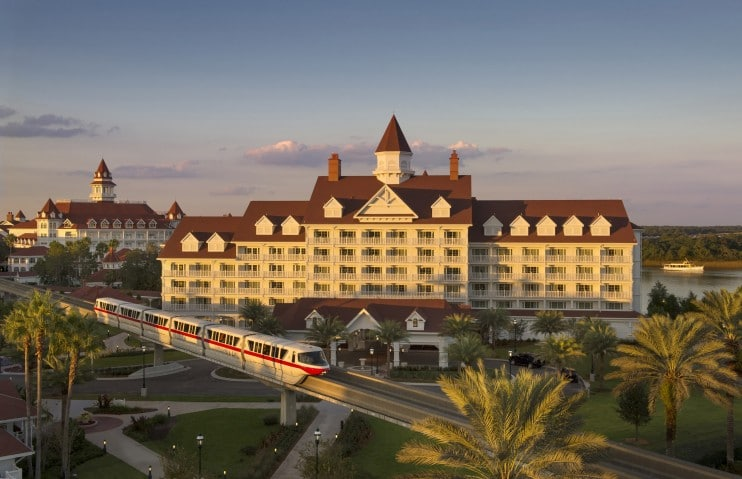 Grand Floridian Villas - Yacht Club