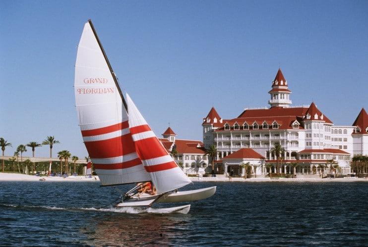 Grand Floridian - Yacht Club