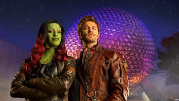Guardians of the Galaxy Awesome Mix Live 600x338 - Guide to all Epcot rides and attractions