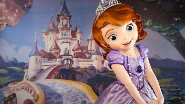 HS character meet disney junior Sophia 00 600x338 - Guide to all Hollywood Studios rides and attractions