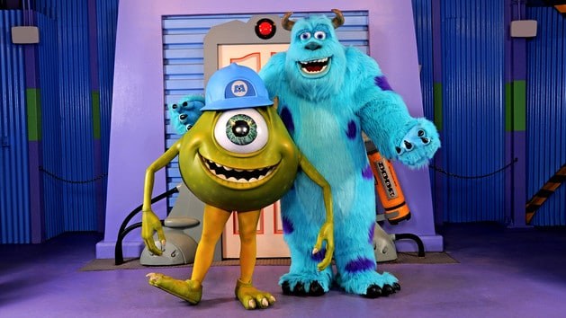 Sulley (character meet) – Temporarily Unavailable