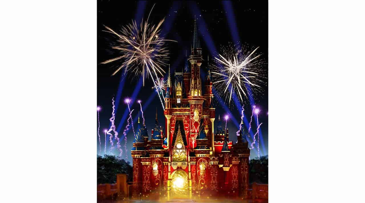 Happily Ever After fireworks – Temporarily Unavailable