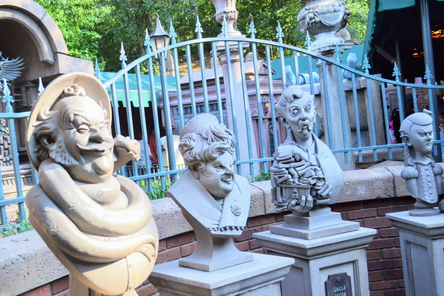 Things that might scare little ones at Disney World