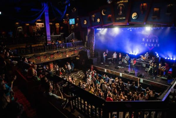 House of Blues concert 600x401 - Wyndham Garden Lake Buena Vista - Disney Springs Resort Area