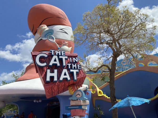 the cat in the hat seuss landing