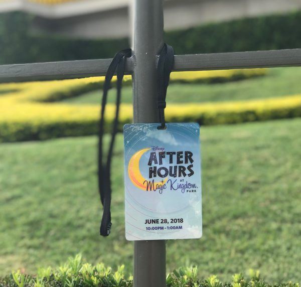 IMG 4222 e1530968018482 600x572 - Disney After Hours dates added for 2019! Here's how it works.