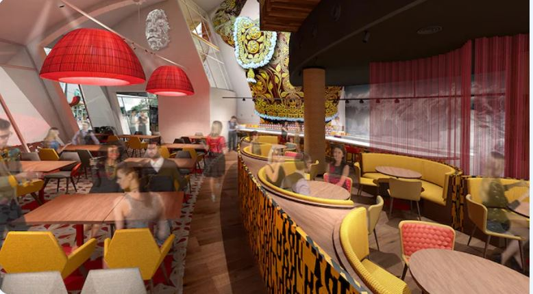 Disney Springs Dining - Jaleo by José Andrés – Coming Soon! (Lunch)