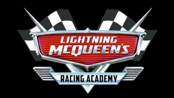 Lightning McQueen Racing Academy logo
