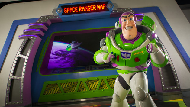 Buzz Lightyear (character meet)