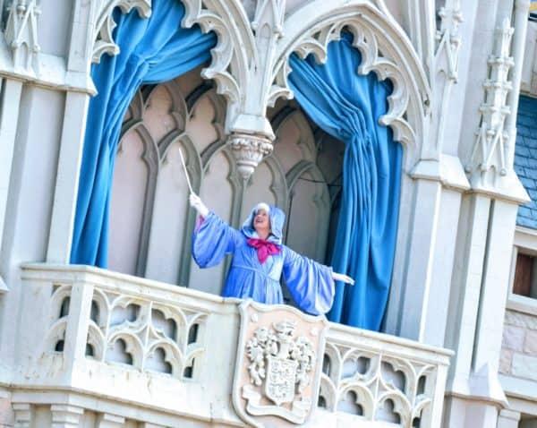Magic Kingdom Castle Show