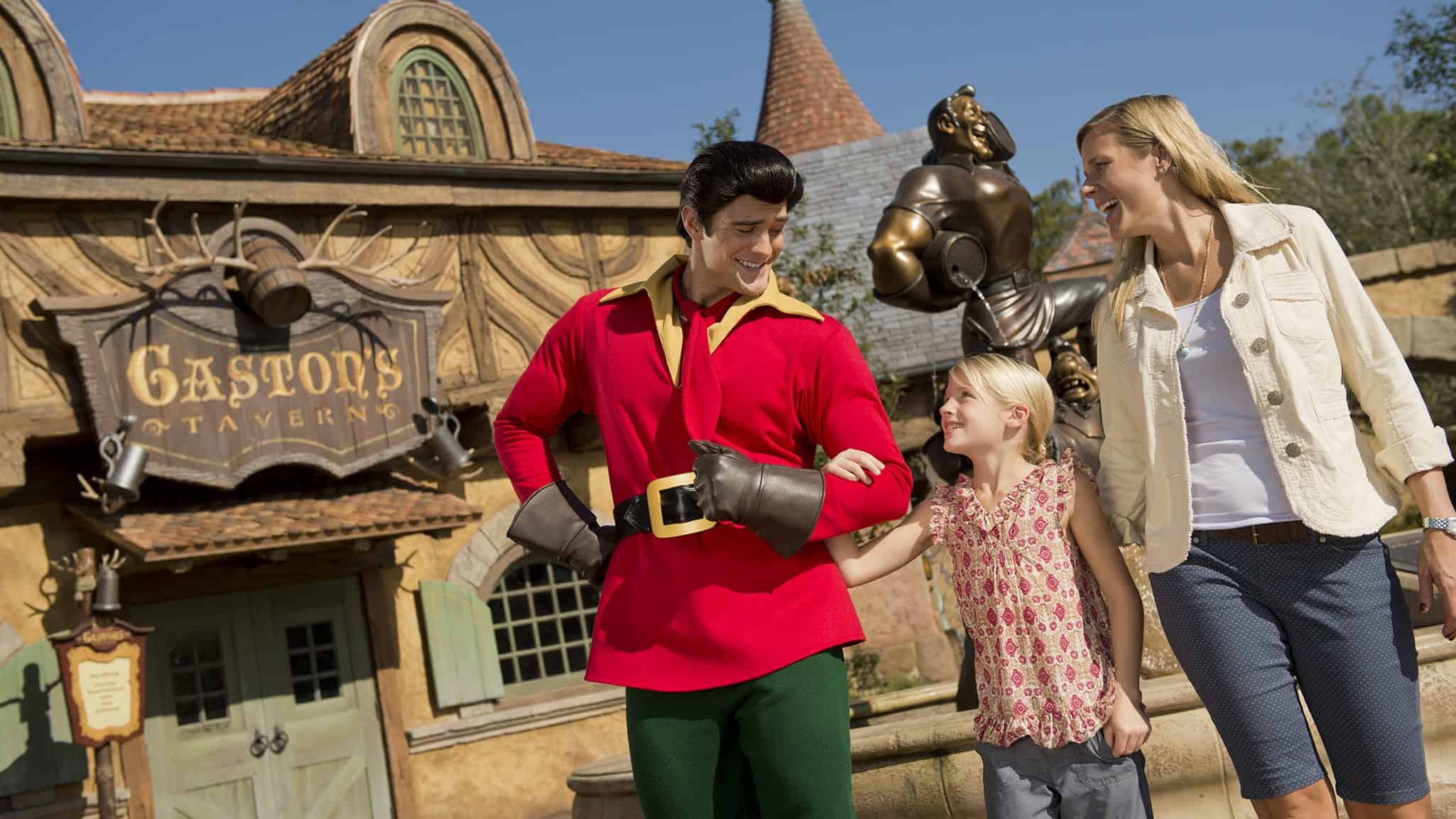 Gaston (character meet) – Temporarily Unavailable