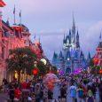 Main Street USA - Mickey's Not So Scary Halloween Party