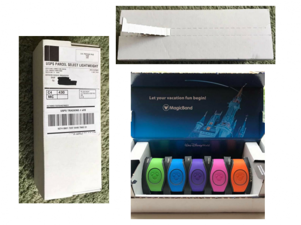 MagicBands in box