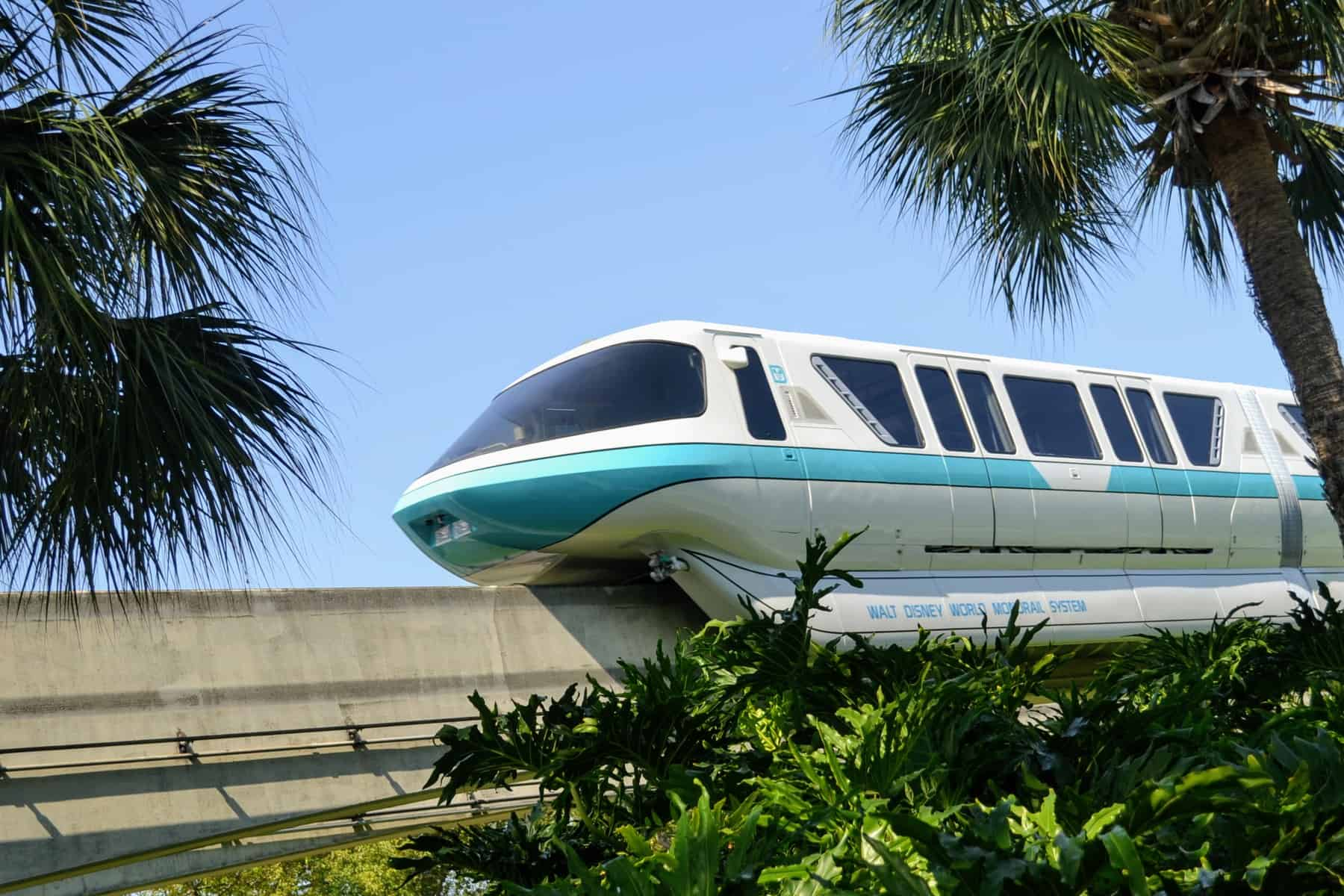 Resort Monorail