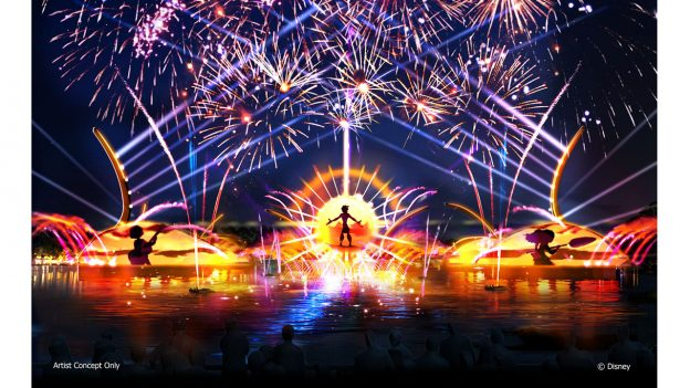 Epcot Nighttime Show (Coming 2020)