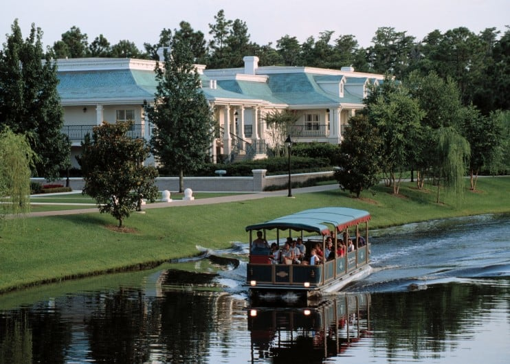 Port Orleans – Riverside