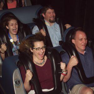 Disney After Hours at Hollywood Studios Rock n Roller Coaster