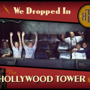 Tower of Terror Disney After Hours at Hollywood Studios