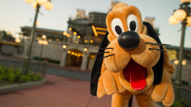 Pluto (character meet)