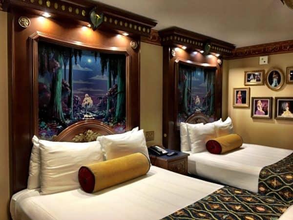 Port Orleans Riverside Royal Room