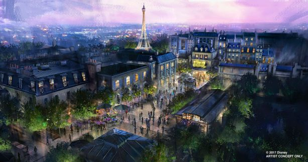 Remy's Ratatouille Adventure – Opening date TBD