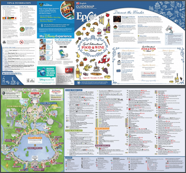 An Overview Of Epcots Food And Wine Festival Wdw Prep School