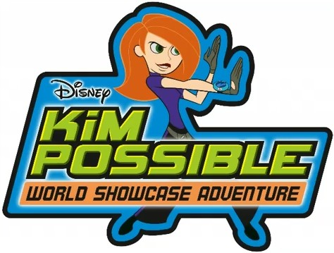 Sk kim possible world showcase adventure logo - Things that don't exist at Disney World anymore