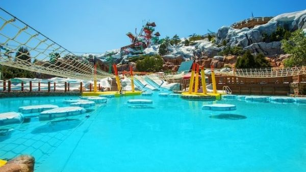 Ski Patrol Training Camp At Blizzard Beach Or Typhoon Lagoon