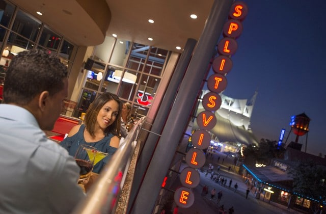 Pros and Cons for All Disney Springs Restaurants - Splitsville Luxury Lanes (lunch)