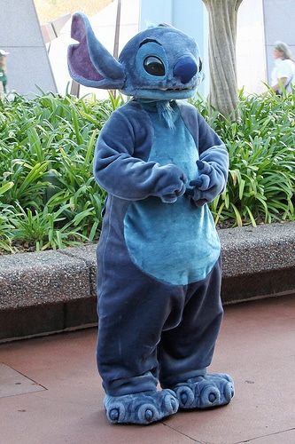 Stitch (character meet) – Temporarily Unavailable
