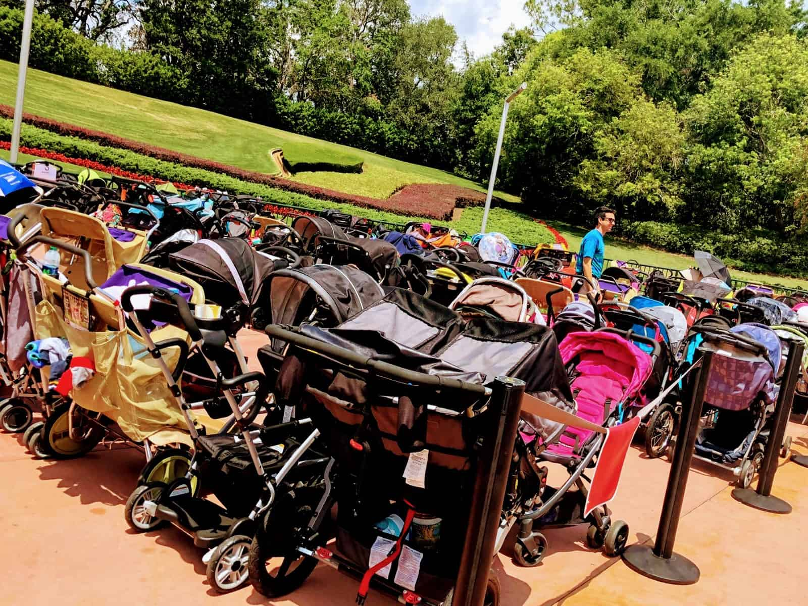 Customize And Print Your Own Disney World Stroller Tags