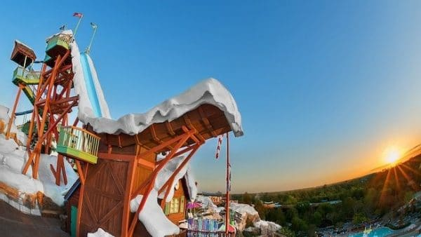 Summit Plummet at Blizzard Beach 600x338 - Lottawatta Lodge (lunch)