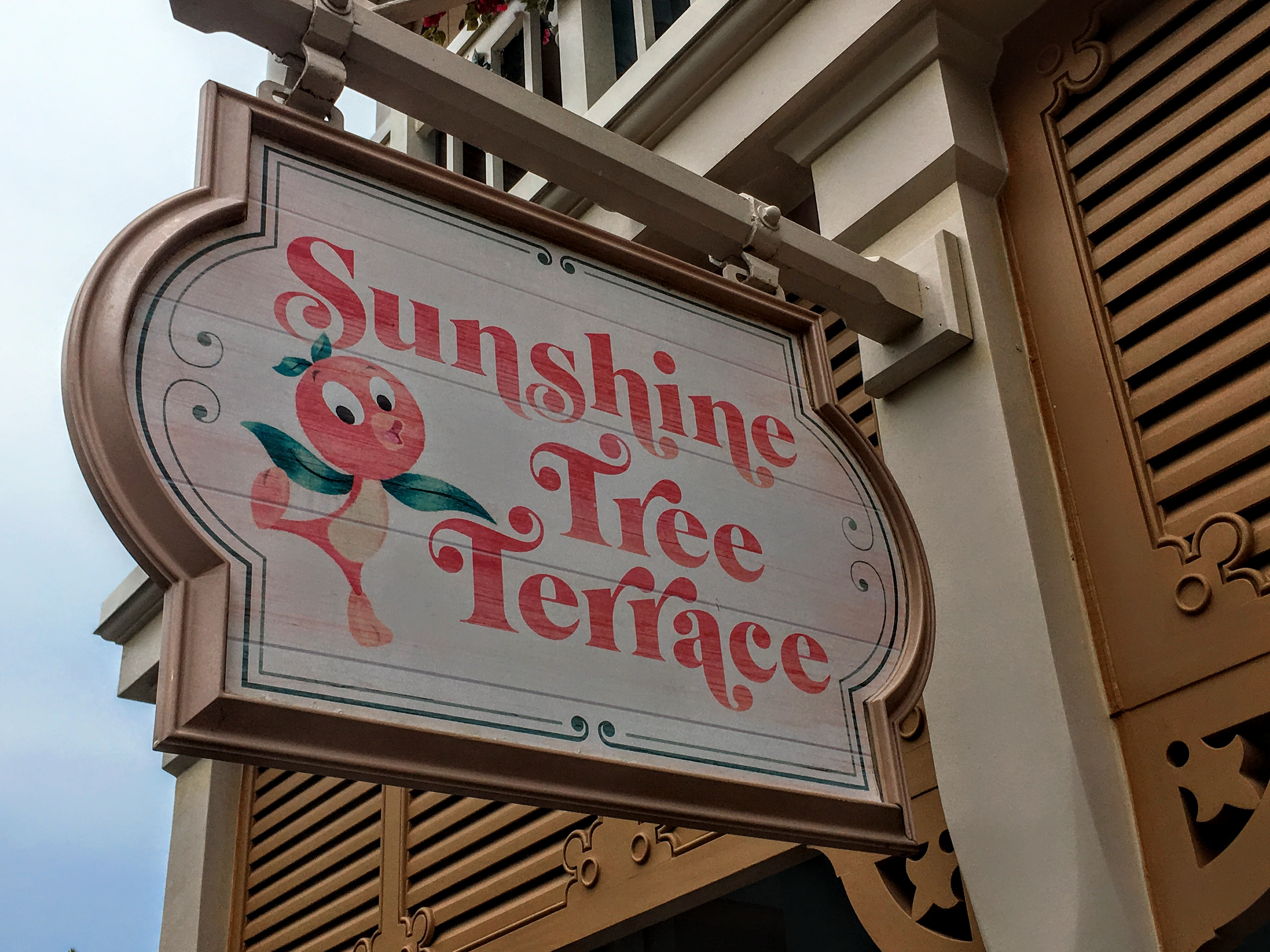 Pros and Cons for All Magic Kingdom Restaurants - Sunshine Tree Terrace