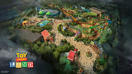 TSL181008 - Everything we know about the new Toy Story Land