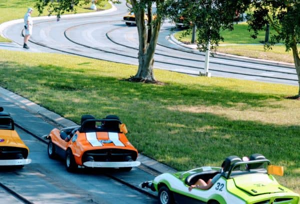Tomorrowland Speedway