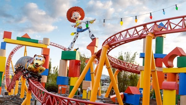 Toy Story Land 600x338 - Toy Story Land opening June 30, 2018! Here's everything we know.